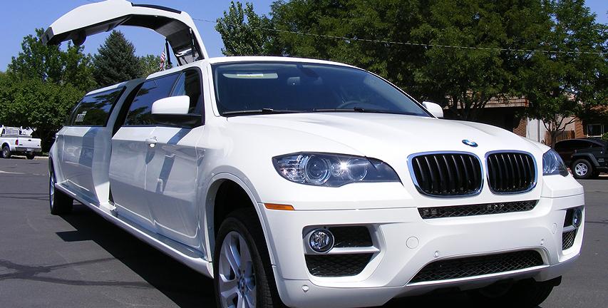 BMW Of Denver >> Denver Limo Service| Sunset Limo | Sunset's White BMW X6 Limo