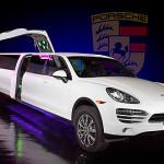 Porsche Limos Denver