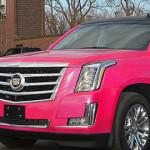Pink Denver Limos