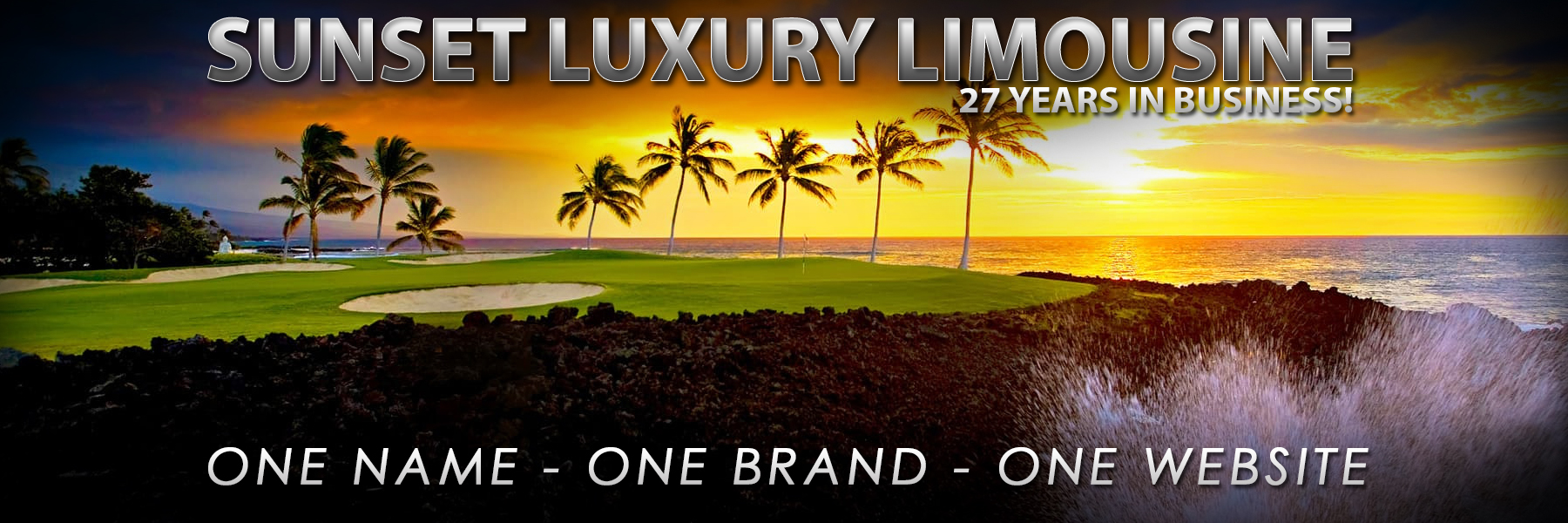 Sunset Luxury Limousines Special Offers