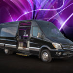 Denver sprinter rental by sunset luxury limousines