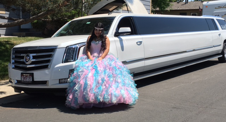 Denver Limo Service Sunset Limo Sweet 16 Limos